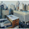 NYC Roof Tops 30x40
