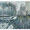 Snow on the Palace Floor 36x48